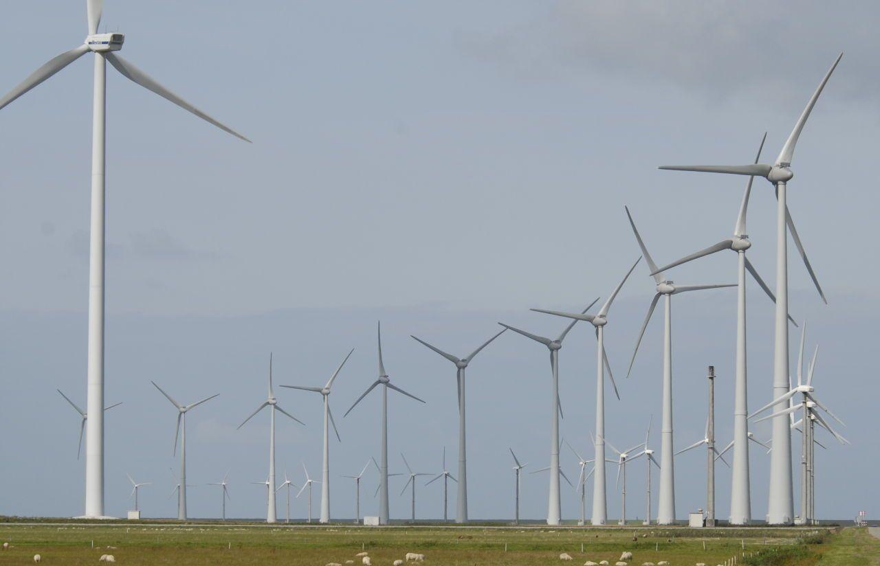 Groene windenergie
