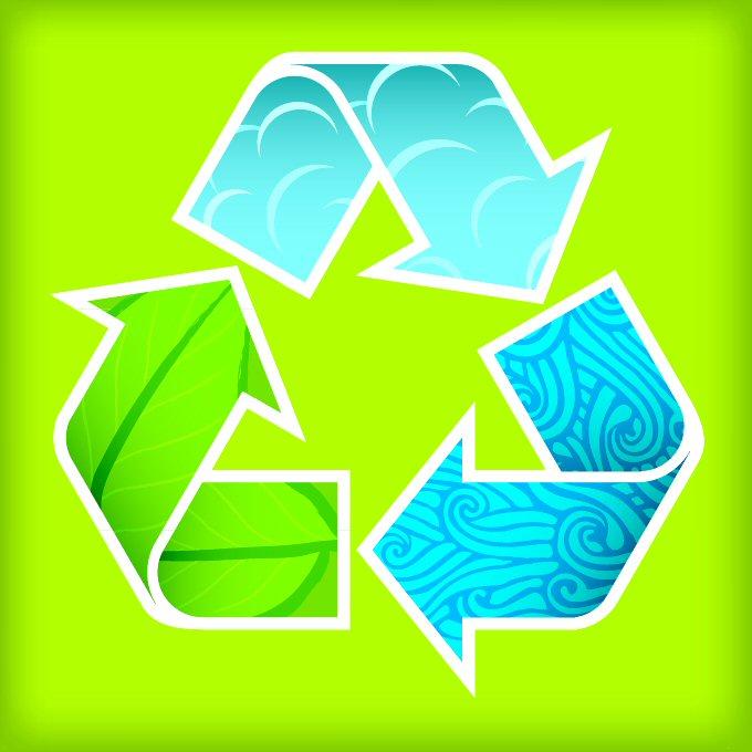 Milieubewust trendy